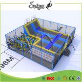 Trampoline весны крытого квадратного прыжока данка Slam гимнастический большой