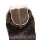 中国のヘアケア製品のまっすぐのインドのRemyの毛