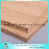 9mm vertikales karbonisiertes Farben-3-lagiges Bambusvorstand-Bambus-Furnierholz