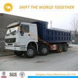 Deposito di Sinotruk HOWO-A7 375HP 8X4 12-Wheeler/autocarro a cassone
