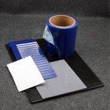 Película azul (20~80micron) para la protección superficial de la ventana/del vidrio/puerta