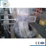 Máquina plástica del estirador del polietileno con la línea subacuática de Pelletzing