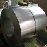 Spangle Jisg3302 cero Z275 de la bobina de acero galvanizado de Ci 2.0*1250mm