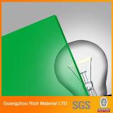 カラーアクリルシートの広告または文字の印のためのプラスチックプレキシガラスシート