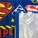 100% хлопок реактивная печатаются на пляже полотенце на пляже полотенце для Disney