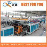 Máquina de la protuberancia de la tarjeta de la espuma del PVC de WPC