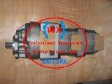 Venta caliente de Rusia. ~Komatsu D375A-3. D375A-5. Bomba de engranajes Bulldoeer: 705-58-44050 piezas de repuesto
