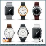 腕時計PVDの漆黒Mfの放出させるコータ