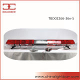 barra chiara dello stroboscopio di 1600mm LED per l'automobile (TBD02266-36e-S)