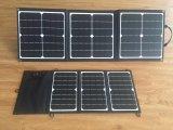 Segmento flexível de 18V 40W carregador Solar Dobrável com pequeno painel solar