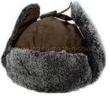 Chapeau/chapeau chauds de l'hiver de mode avec la fourrure molle