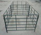 미국 표준 12foot 목장 강철 말 가축 우리 위원회 또는 이용된 가축 위원회
