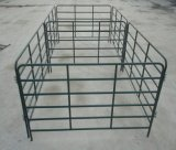 [أوسا] معيار [5فت12فت] مزرعة فولاذ حصان حجر السّامة زريبة لوح/خروف فناء لوح