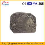 Distintivo caldo del metallo di placcatura dell'oggetto d'antiquariato di vendita 2018 della Camera