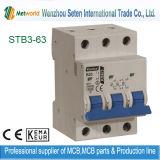 Disjoncteur miniature MCB (10KA)