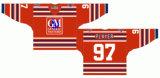 Liga de Hóquei de Ontário personalizados Oshawa Generais 2007-2012 Evento especial o hóquei no gelo Jersey
