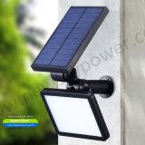 Capteur solaire Imperméable de haute qualité de la Pelouse lumière décorative de jardin