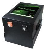 Высокая емкость 300 ah LiFePO 12V4 аккумуляторная батарея для солнечной системы