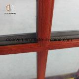 A madeira de carvalho americano Janela Casement do Virabrequim