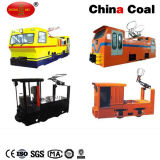 10ton Trolley Engine for Underground Mining Tunnel