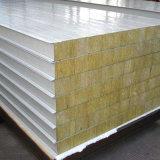 Los materiales de construcción sándwich de lana de vidrio de aislamiento térmico de la Junta compuesto