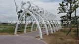 Steel Structure Outdoor Modeling Galvanized Material의 새로운 Design