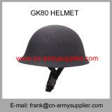 도매 싼 중국 육군 Gk80 강철 경찰 군 방탄 헬멧