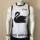 Jumper de FLA personalizados de alta qualidade Sports Afl camiseta