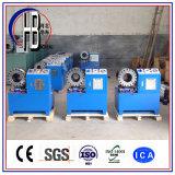 Machine sertissante de boyau hydraulique pour le service des réparations d'excavatrice avec 10 matrices libres