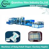 Kosteneffektive ökonomische Baby-Windel, die Maschine mit CER (YNK400-FC, herstellt)