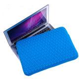 Himmel-Blau-geprägter Dreieck-Entwurfs-Neopren-Laptop-Beutel (NLS011)