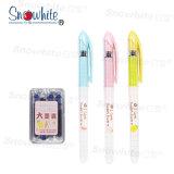 Rodillo de tinta líquida de suministros de oficina Pen F25 con cartuchos intercambiables