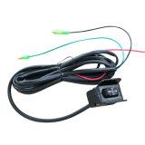 Torno eléctrico de ATV con 3500lb que tira de la capacidad (modelo Top-grade)