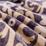 طبع أسلوب كلاسيكيّة قطر غرفة نوم مجموعة [بدّين] لحاف تغذية مجموعة