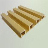 Крытые декоративные доски панели стены WPC деревянные пластичные составные