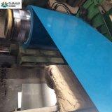 Le matériau de feuille principal de toit de qualité a enduit la bobine d'une première couche de peinture en acier