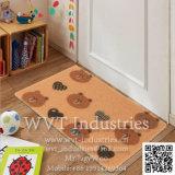 La qualité écologique PVC Pied antidérapant tapis pour la maison avec le carton de photos