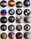 56mm Car Wheel Center Hub Caps Jp Stickers Auto Parts Car Styling Decal e Sticker