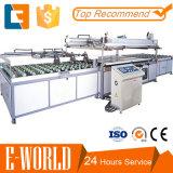 Automático de cuatro columnas de la pantalla de vidrio máquina de impresión