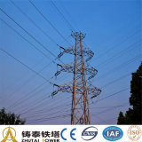 tour électrique tétraphasée de la cornière 220kv