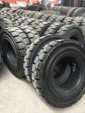 China neumáticos sólidos neumáticos sólidos 10-16.5 12-16,5 Cargador neumáticos minicargador Bobcat