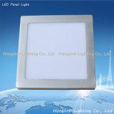 6W 12W 15W 집 천장을%s 알루미늄 사각 LED 위원회 빛