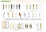 Finestra poco costosa della lega di alluminio della stoffa per tendine di prezzi di alta qualità