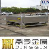 El CIB Fábrica de tanque de acero inoxidable