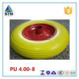 Grosse und Small Size PU Wheel