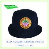 2017正常で黒く敏感な刺繍釣帽子