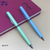 Bureau de vente en gros Staitonery stylo publicitaire stylo à bille de métal