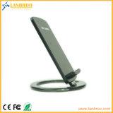 여행 휴대용 Lanbroo 중국 공장 Qi 지능적인 전화를 위한 무선 충전기 패드