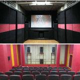 L'intérieur du Panneau acoustique mural décoratif insonorisées avec la fibre de polyester (PAP015)