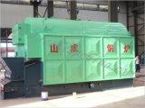 Große Kapazitäts-Industriekohle-abgefeuerter Dampf-hölzerner Tabletten-Dampfkessel